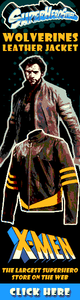 Super Hero Stuff Wolverine Jacket